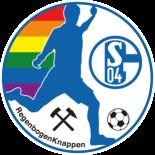 RegenbogenKnappen - Schalker für Vielfalt